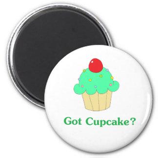 Got Cupcake Magnet