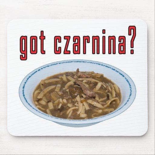 Got Czarnina? Soup Mouse Pads