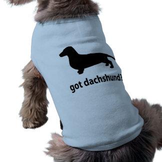 Got Dachshund Dog Clothing