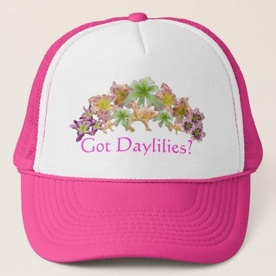 Got Daylilies? Cap