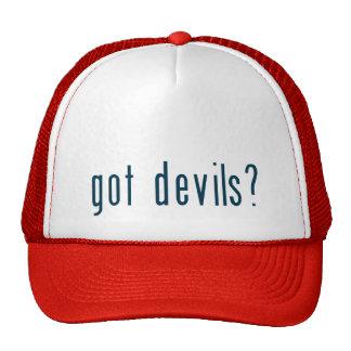 got devils trucker hats