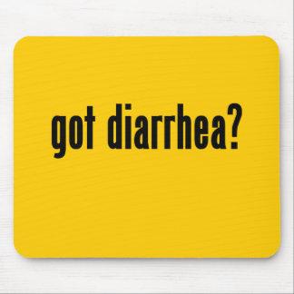 got diarrhea mousepad