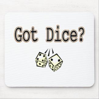 Got Dice Mousepad