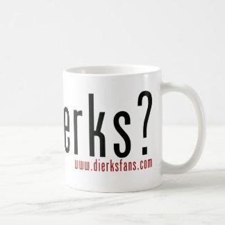 Got Dierks? Basic White Mug