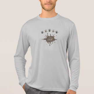Got Dirt? Silver Long Sleeve Shirt