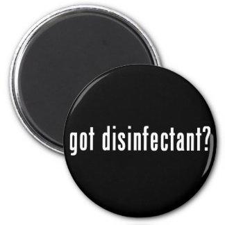 got disinfectant? magnet