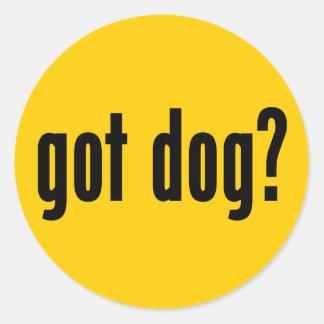got dog? sticker