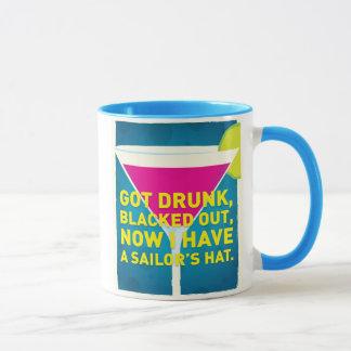 Got Drunk Mug