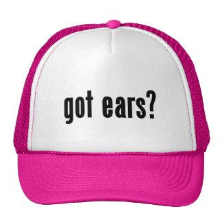 got ears? mesh hats