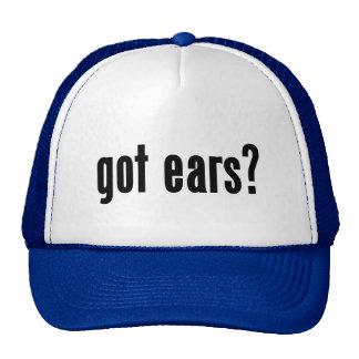 got ears? hats