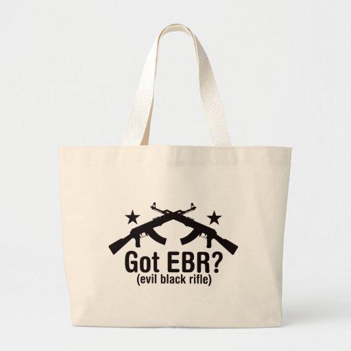 Got EBR? AK47 Canvas Bags