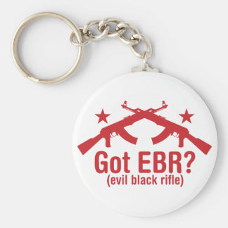 Got EBR? AK47 Key Chains