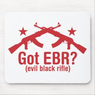 Got EBR? AK47 Mouse Mats