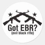 Got EBR? AK47 Round Sticker
