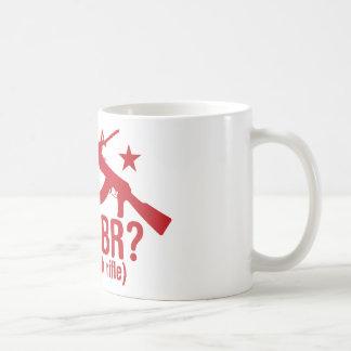 Got EBR? AR15 and AK47 Coffee Mug