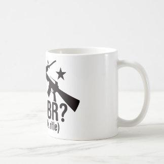 Got EBR? AR15 Basic White Mug