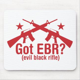Got EBR AR15 Mouse Mat
