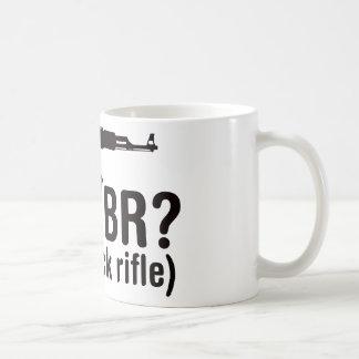 Got EBR? Basic AK47 Basic White Mug