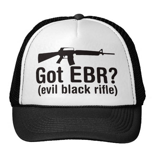 Got EBR? Basic AR15 Mesh Hats