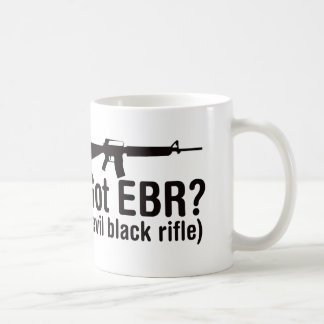 Got EBR? Basic AR15 Coffee Mugs