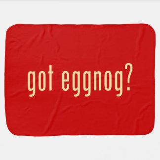 got eggnog? buggy blankets