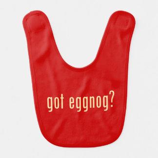 got eggnog? bib