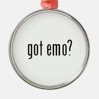 got emo? christmas ornament