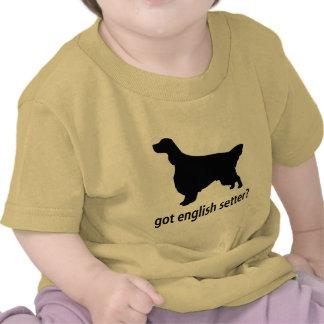 Got English Setter T-shirt