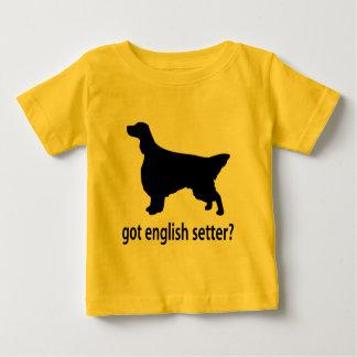 Got English Setter T-shirts