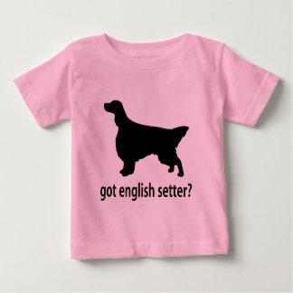 Got English Setter Tshirts