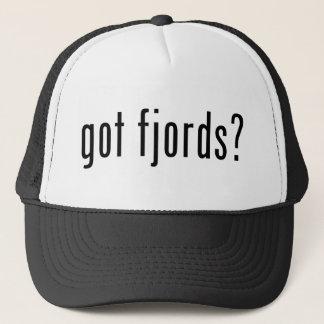 got fjords? trucker hat