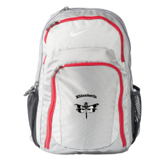 Got Flying Wings / Dragonfly Personalized Backpack