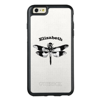 Got Flying Wings / Vintage Dragonfly Personalized OtterBox iPhone 6/6s Plus Case
