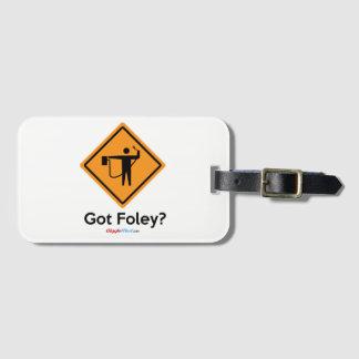Got Foley Luggage Tag