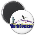 Got Freedom? Fridge Magnets