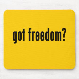 got freedom mousepad