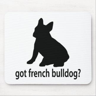 Got French Bulldog Mouse Pad