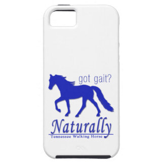 got gait? Naturally Tennessee Walking Horse iPhone 5 Cases