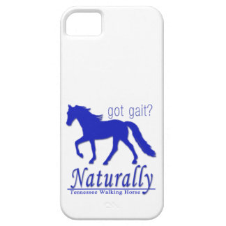 got gait? Naturally Tennessee Walking Horse Barely There iPhone 5 Case