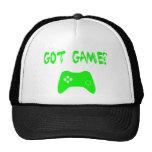 Got Game?  Funny Gamer Hat