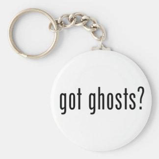 Got Ghosts? Key Ring