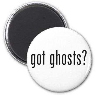 Got Ghosts? Magnet