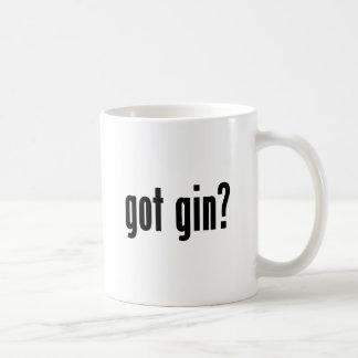 got gin? coffee mug