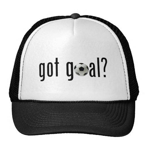 got goal? mesh hat