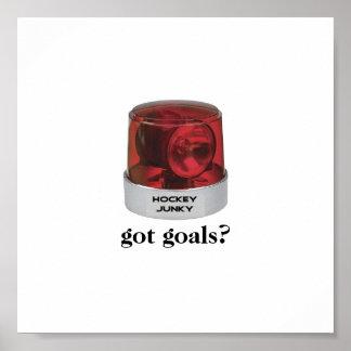 got goals? poster