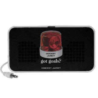 got goals? speaker system