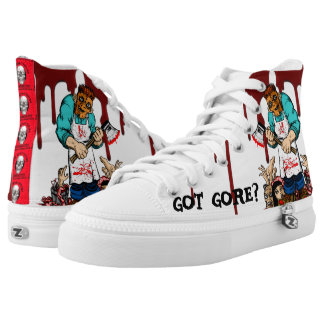 GOT GORE HIGH TOPS
