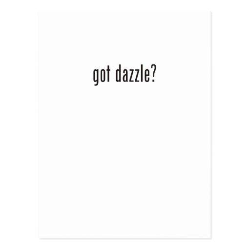 GOT got dazzle? Post Cards