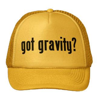 got gravity? cap