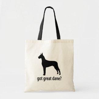Got Great Dane Tote Bag